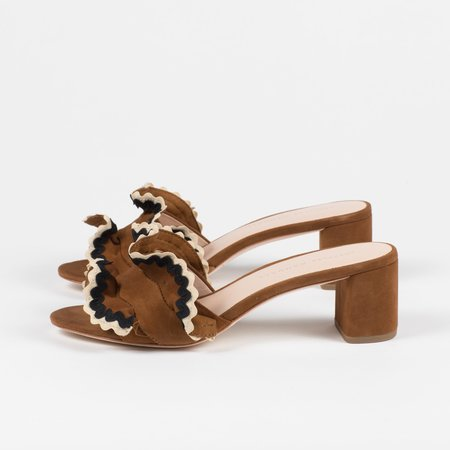 Loeffler Randall Vera Sandals - Brown