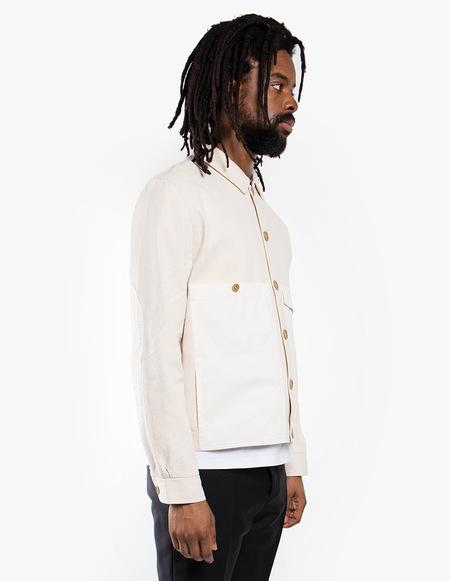 You Must Create Pinkley Jacket - Ecru