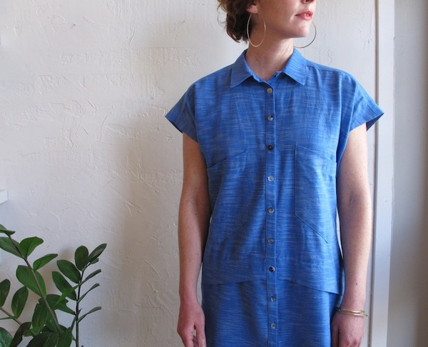 Feral Childe Nova Shirt Dress