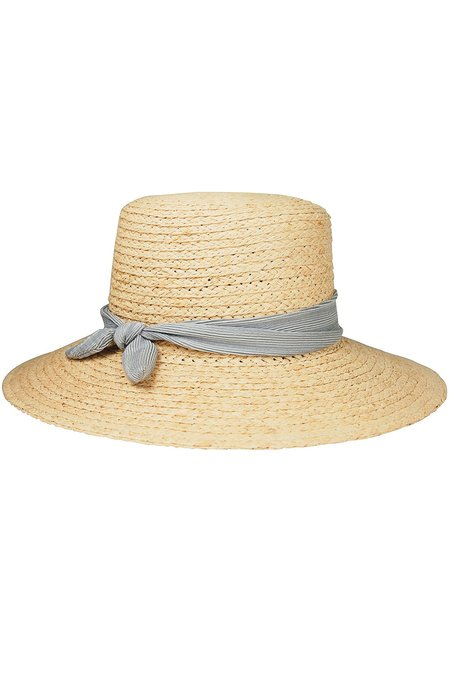 Hat Attack Lampshade Hat - Tan