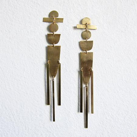 Alchemilla Dancer Earrings