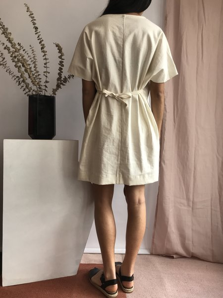 Martin Dhust Ira Dress - Creme