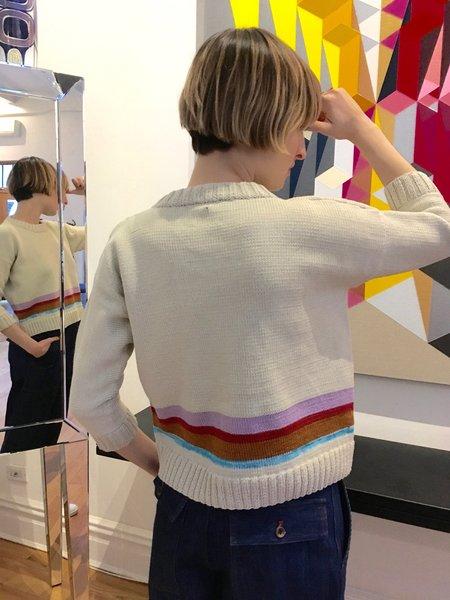 Smythe Surf Stripe Sweater
