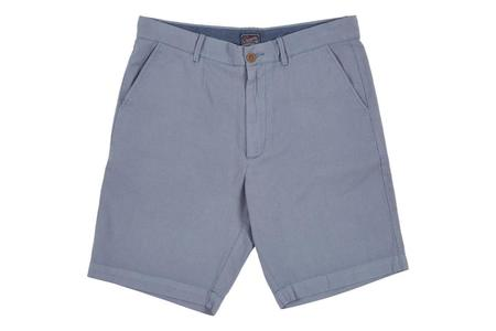 Grayers Avery Cotton Linen Stretch Short - Grisaille Blue