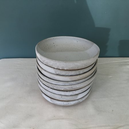 Colleen Hennessey A set of Two Salad Bowls - Matte Glaze