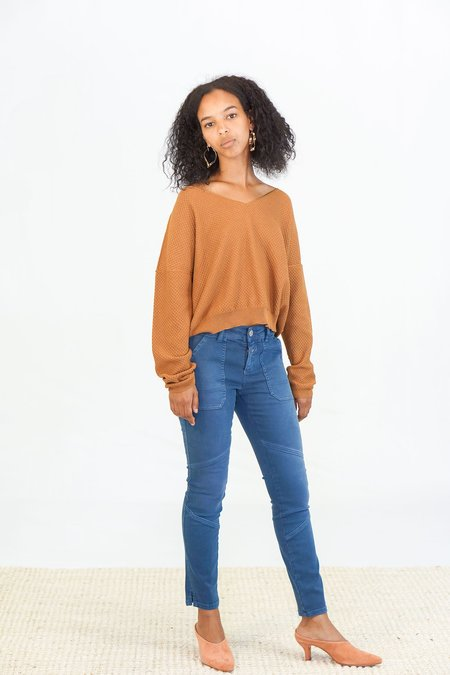 Rachel Comey Commute Sweater - Peru