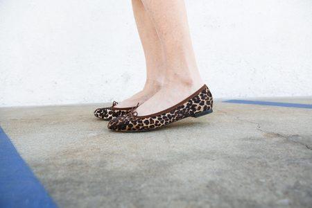 Repetto Cendrillon - Leopard