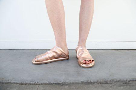 Marsèll Ciambella Sandal - Rose Gold