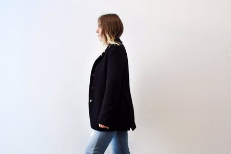 Cherevichkiotvichki Relaxed Jacket - Black