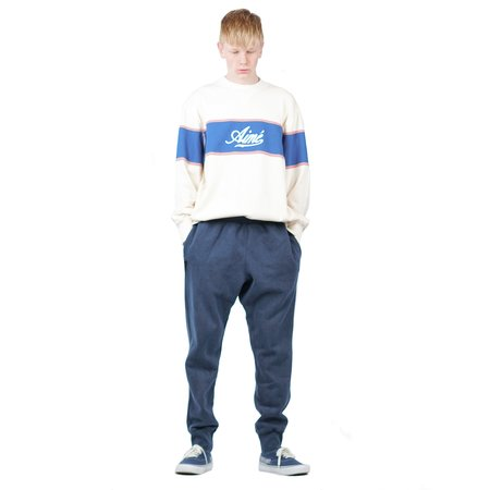 Champion Overdyed Jogger Pants - Navy