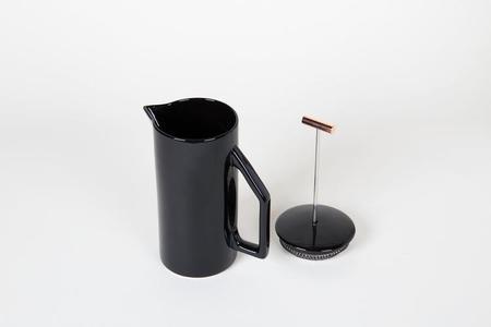 Yield 850mL Ceramic French Press - Black
