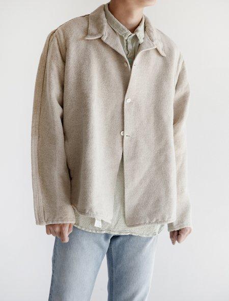 Tender Double Front Butterfly Jacket - Jute