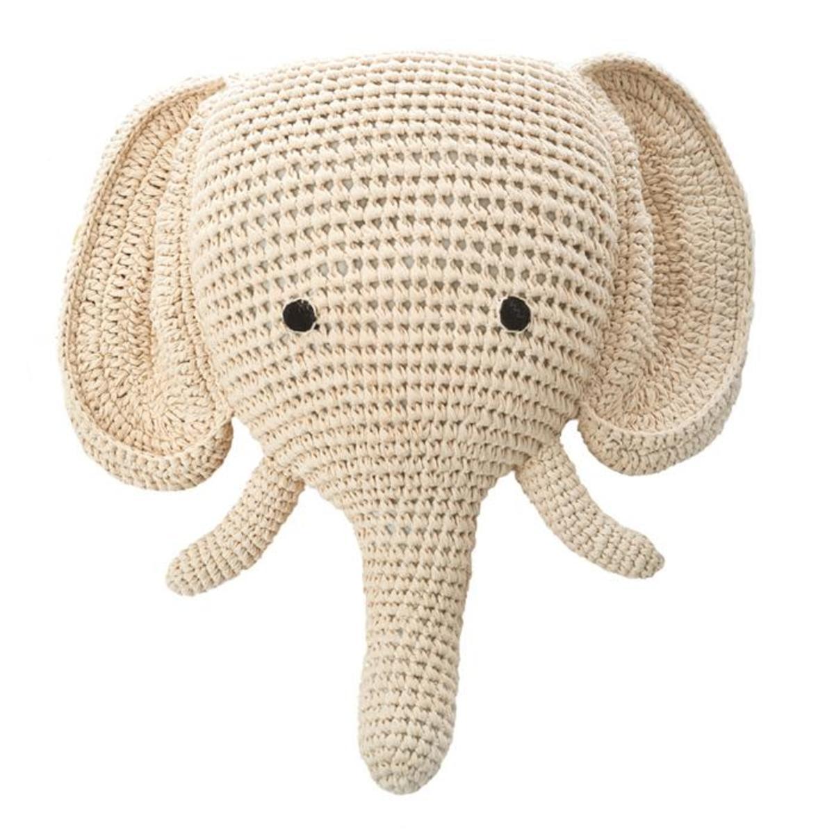 Amigurumi Crochet Elephant Pattern | Supergurumi | 1200x1200