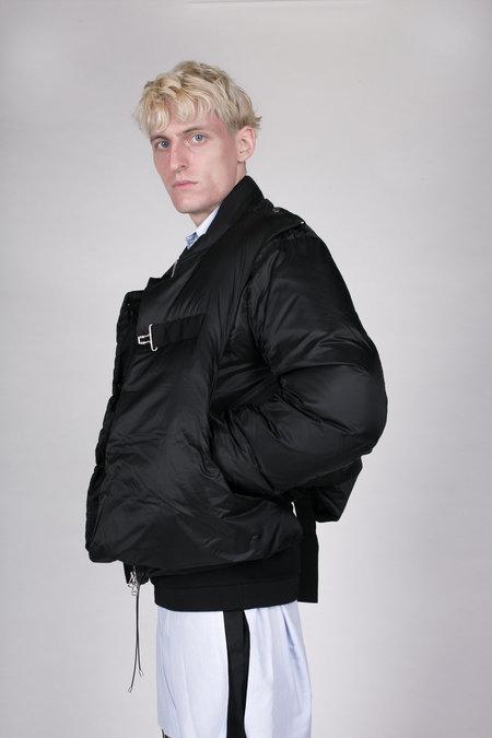 OAMC Tactical Down Jacket - Black
