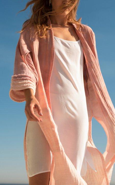 Lacausa Sunny Kimono - Sunrise Wash