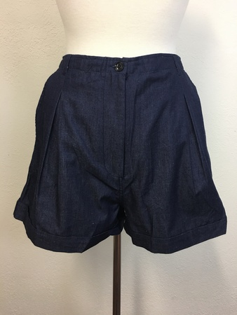 Elk Shorts - Speckled Denim