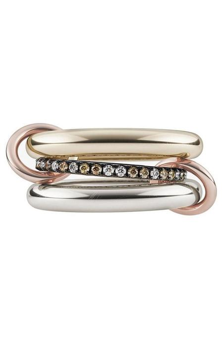 SPINELLI KILCOLLIN Custom Libra Ring - MULTI GOLD