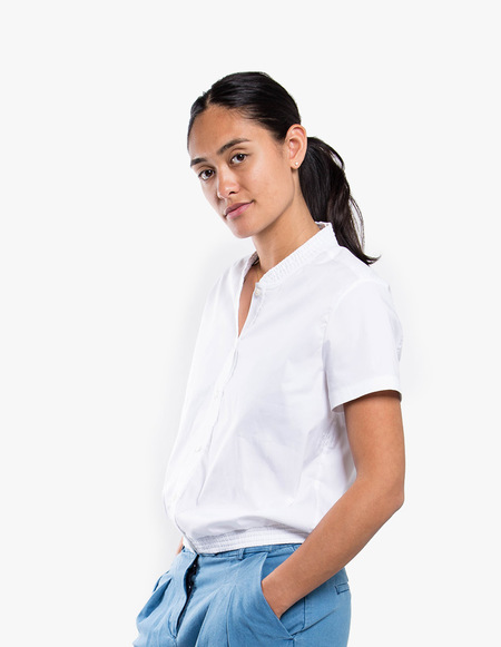 Won Hundred Lora Shirt - White