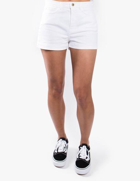 Sessun Marilyn Shorts - white