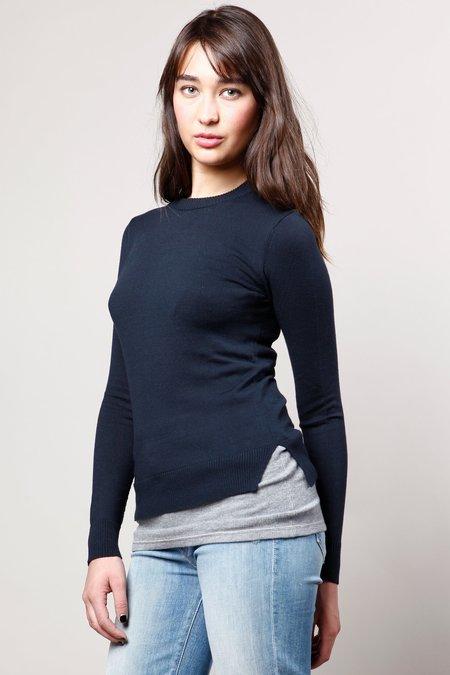 Brochu Walker Nile Layered Pullover Sweater - Nightstone Navy