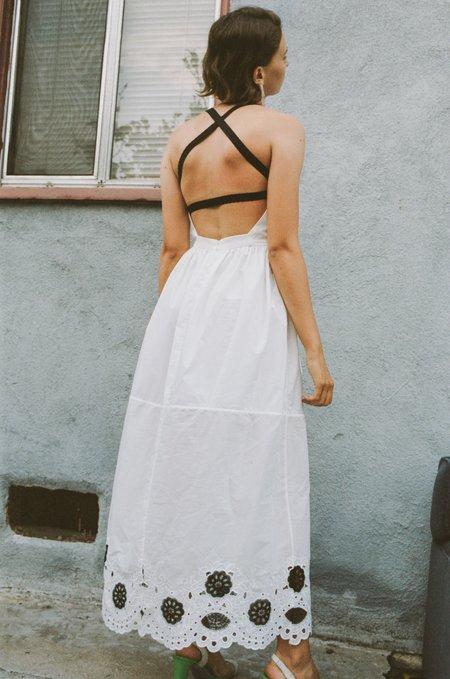 Rachel Comey Borough Dress - White