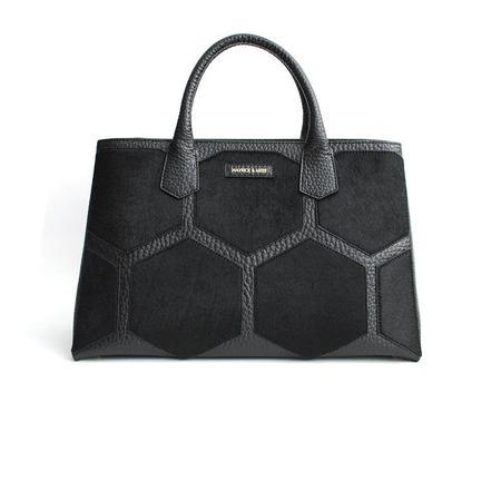 Mavrick & Mere MJ Bag - Black/Gold