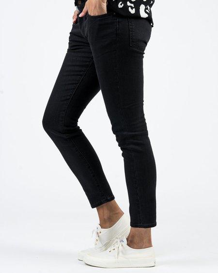 6397 Mini Skinny Jean - Black