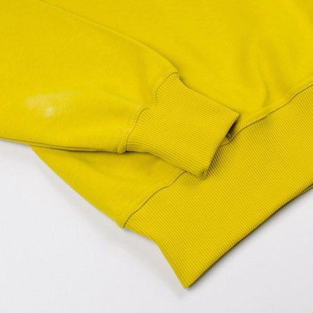 Coltesse Sador Oversized Sweatshirt - Yellow
