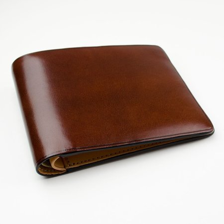 Il Bussetto Bi-fold Wallet - Brown