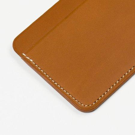 Laperruque Large Cardholder - Gold Baranil