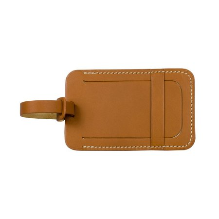 Unisex Laperruque Luggage Tag - Gold Baranil