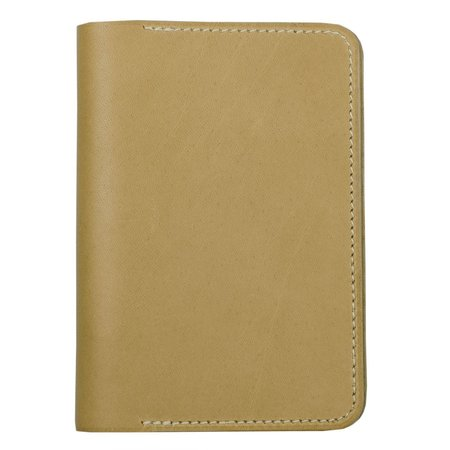 Unisex Laperruque Passport Cover - Jepard Sable