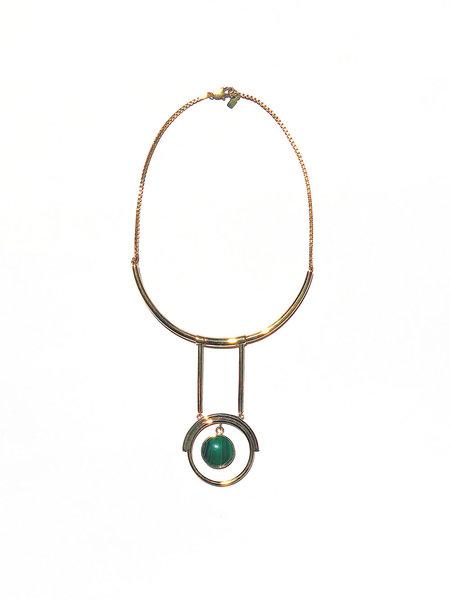 Artifacts Pendulum Necklace