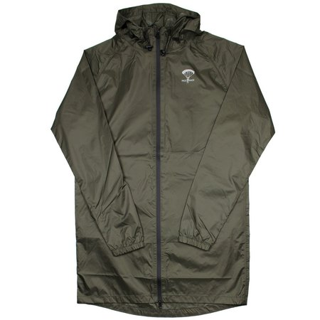 Packmack #300 Parka Full Zip Raincoat - Olive Drab