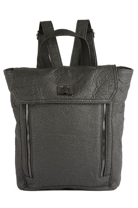 Maniwala Pinatex Backpack - Black
