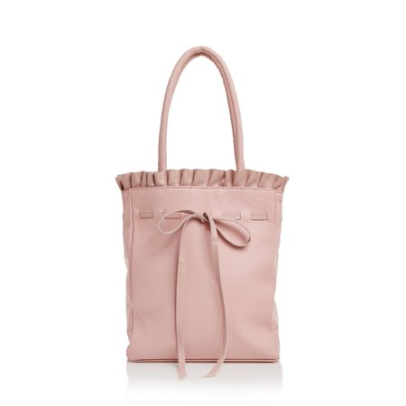 Marie Turnor The Frill Tote - Pink