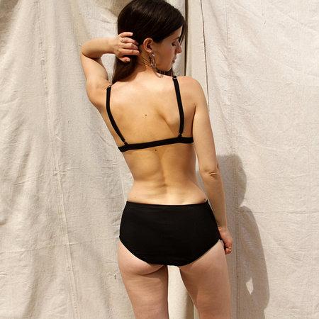 Static Swimwear Westwood Bottom - Black