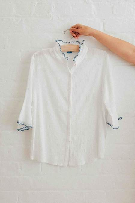 M.i.H. Jeans Antin Shirt - White