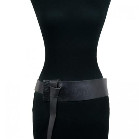 49 Square Miles Maze Hip Belt - Black