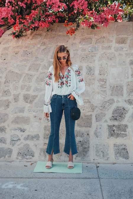 M.i.H. Jeans Marty Jean - Front Split