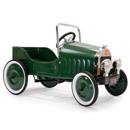 Kids Baghera Classic Pedal Car - Green