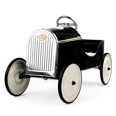 Kids Baghera Legend Pedal Car - Black