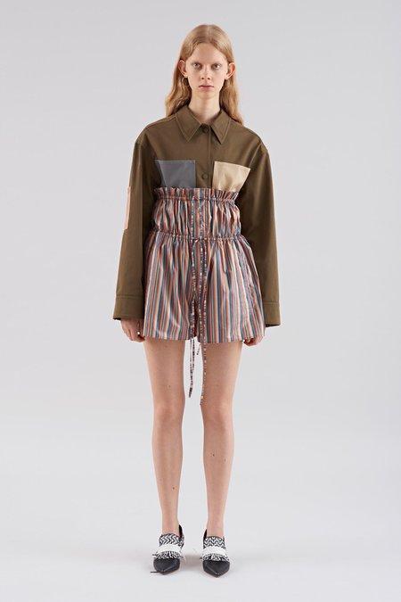 Ports 1961 Short Trousers - Multicolor