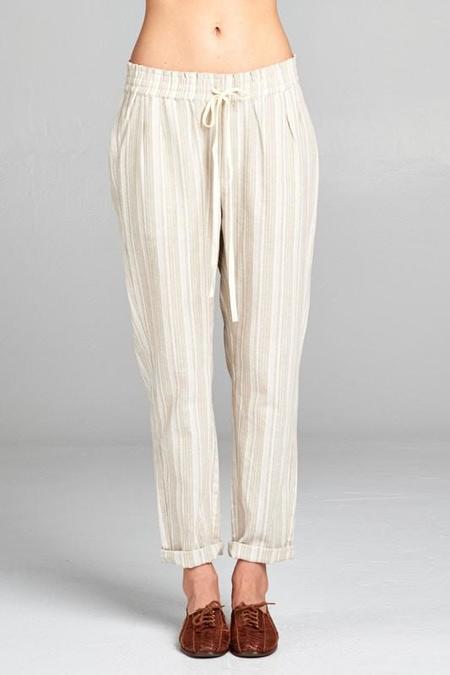 Ellison Linen Summer Pant