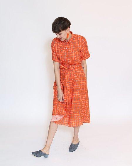 Dusen Dusen Wrap Skirt - Twin Dot