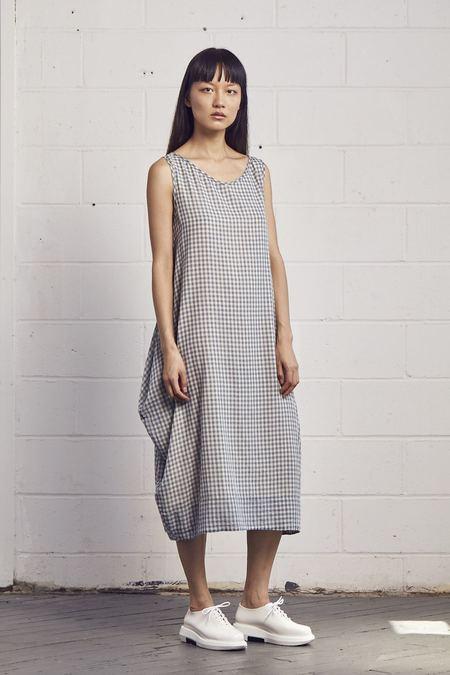 RUJUTA SHETH Box Dress - Bloom Chex