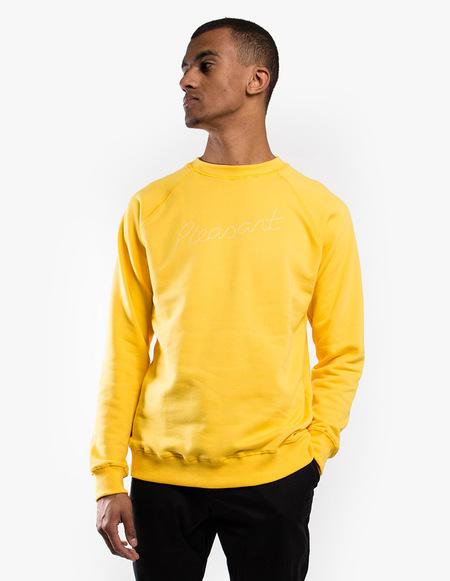 Pleasant Sweat - Yellow