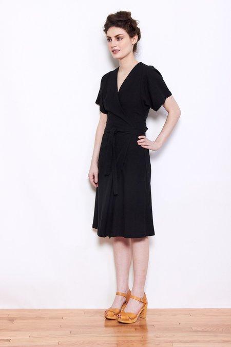 Loup Jetta Dress - Black
