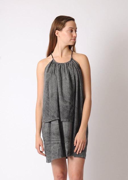 Uzi NYC River Dress - acid print