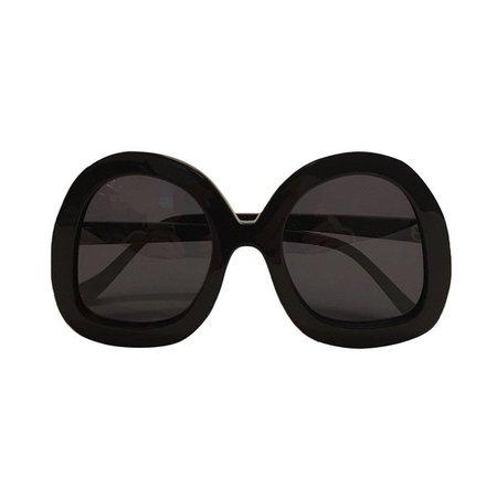 LF Markey Tete Sunglasses - Black